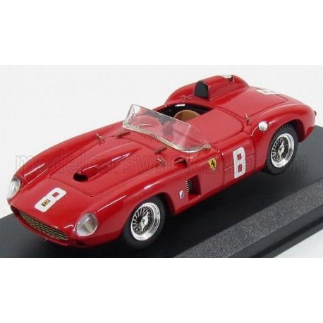 Ferrari 290MM 8 1000 Km de Buenos Aires 1957 Art Model ART145