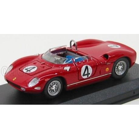 Ferrari 250P 4 Canadian Sports Car Championship Mosport 1963 John Surtees Art Model ART155