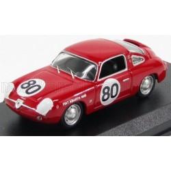 Fiat Abarth 1000 Coupe Zagato 80 12 Heures de Sebring 1961 Best Model 9487