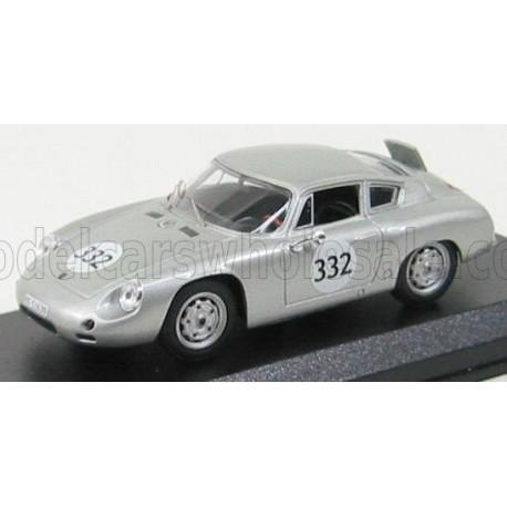 Porsche 1600 GS Abarth 332 Championnat d'Europe 1962 Winner Hans Kuhnis Best Model 9417