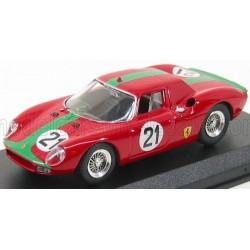 Ferrari 250 LM 21 1000 Km de Monza 1966 Best Model 9198
