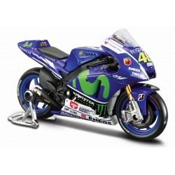 Yamaha YTZ-M1 Moto GP 2015 Valentino Rossi Maisto 31589-46