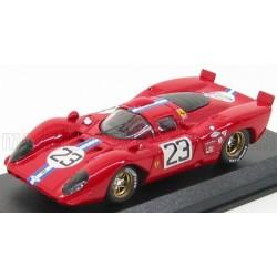 Ferrari 312P Coupe 23 24 Heures de Daytona 1970 Best Model 9165
