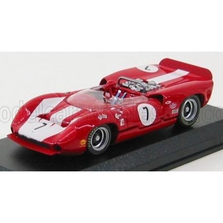 Lola T70 Spider 7 Can-Am Riverside 1966 John Surtees Best Model 9176