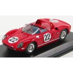 Ferrari 250P Spider 3.0L V12 22 24 Heures du Mans 1963 Art Model ART144