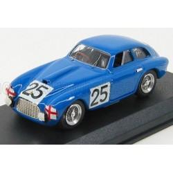 Ferrari 195S Coupe 25 24 Heures du Mans 1950 Art Model ART009