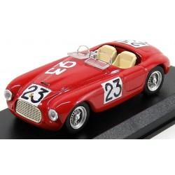 Ferrari 166MM 2.0L V12 Spider 23 24 Heures du Mans 1949 Art Model ART161/2
