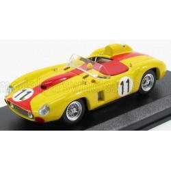 Ferrari 290MM 3.5L V12 Spider 11 24 Heures du Mans 1957 Art Model ART063-2