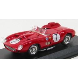 Ferrari 315S 7 24 Heures du Mans 1957 Art Model ART184