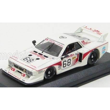 Lancia Beta Montecarlo 68 24 Heures Le Mans 1981 Best Model 9217