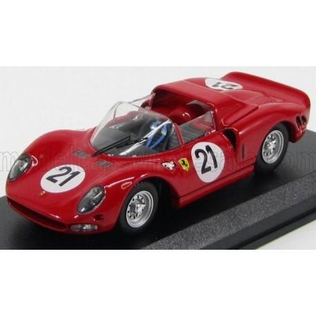 Ferrari 330 P2 Spider Test Car 21 24 Heures du Mans 1965 Best Model 9491