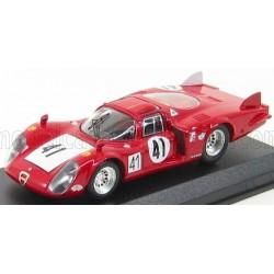 Alfa Romeo 33.2 LM 41 24 Heures du Mans 1968 Best Model 9272