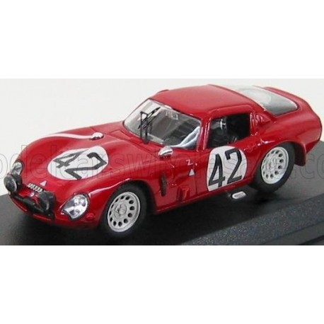 Alfa Romeo TZ2 42 24 Heures du Mans 1965 Best Model 9184