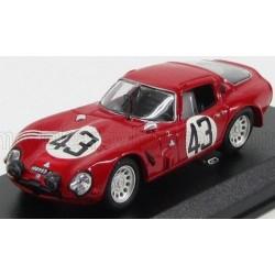 Alfa Romeo TZ2 43 24 Heures du Mans 1965 Best Model 9500