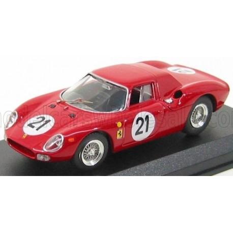 Ferrari 250 LM 21 24 Heures Le Mans 1965 Best Model 9173