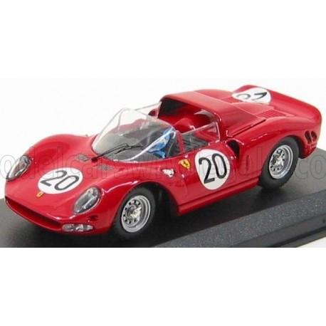 Ferrari 330 P2 Spider 20 24 Heures du Mans 1965 Best Model 9140-2