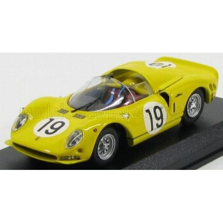 Ferrari 365 P2 Spider Test Car 19 24 Heures du Mans 1966 Best Model 9549