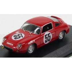 Fiat Abarth 700S Coupe 55 24 Heures du Mans 1961 Best Model 9570