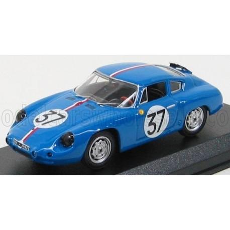 Porsche 1600 GS Abarth 37 24 Heures du Mans 1961 Best Model 9404