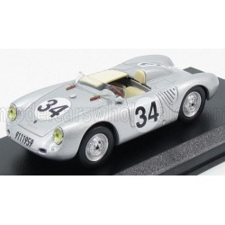 Porsche 550 RS Spider 33 24 Heures Le Mans 1957 Best Model 9592
