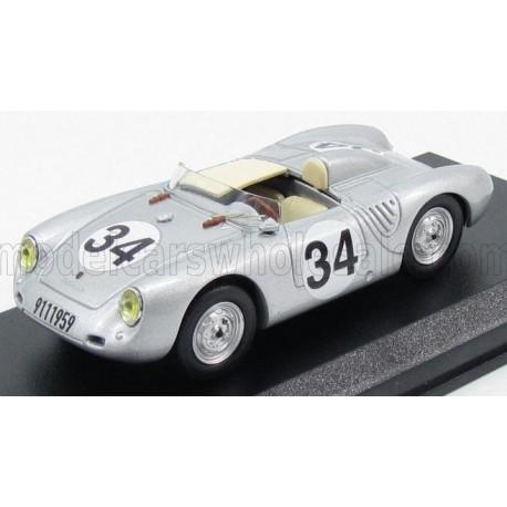 Porsche 550 RS Spider 33 24 Heures Le Mans 1957 Best Model 9592