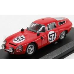 Alfa Romeo TZ1 Coupe 57 24 Heures du Mans 1964 Best Model 9132/2