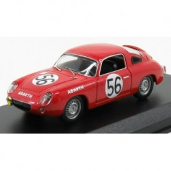 Fiat Abarth 700S 56 24 Heures du Mans 1961 Best Model 9759