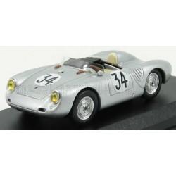 Porsche 550 RS Spider 34 24 Heures Le Mans 1958 Best Model 9708