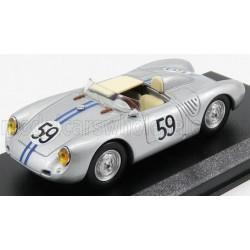 Porsche 550 RS Spider 59 24 Heures Le Mans 1958 Best Model 9652