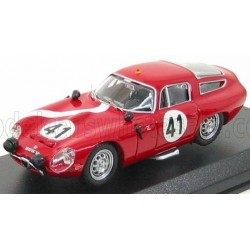 Alfa Romeo TZ1 41 24 Heures du Mans 1964 Best Model 9097
