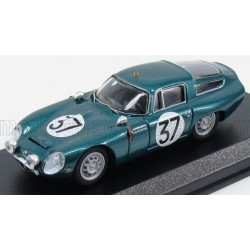 Alfa Romeo TZ1 37 Test Le Mans 1964 Best Model 9596