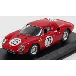 Ferrari 250 LM Coupe 23 24 Heures Le Mans 1964 Best Model 9499