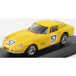 Ferrari 275 GTB/4 57 24 Heures Le Mans 1966 Best Model 9083