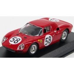 Ferrari 275 LM 58 24 Heures Le Mans 1964 Best Model 9478