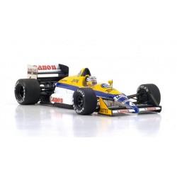 Williams FW12 F1 Monaco 1988 Riccardo Patrese Spark S4028