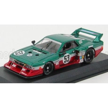 Lancia Beta Montecarlo Turbo 53 24 Heures du Mans 1980 Best Model 9182