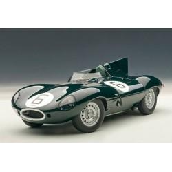 Jaguar Type-D 6 24 Heures du Mans 1955 Autoart AAT85586