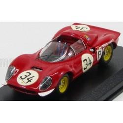 Ferrari Dino 206 Coupe 34 1000 Km du Nurburgring 1967 Art Model ART266