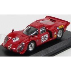 Alfa Romeo 33.2 Coupe 86 1000 Km du Nurburgring 1969 Best Model 9514