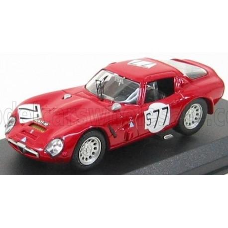 Alfa Romeo TZ2 77 1000 Km du Nurburgring 1966 Best Model 9229