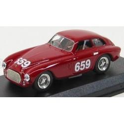 Ferrari 166MM Coupe 659 Rallye Mille Miglia 1950 Cornacchia - Mariani Art Model ART219
