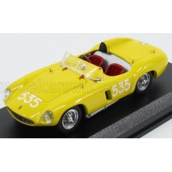 Ferrari 500 Mondial Spider 535 Rallye Mille Miglia 1956 Gino Casarotto Art Model ART332