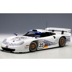 Porsche 911 GT1 25 24 Heures du Mans 1997 Autoart AAT89772