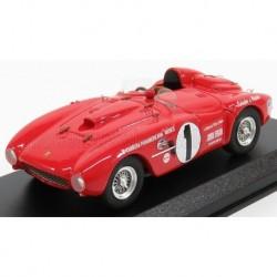 Ferrari 375 Plus Chassis 0396 1 Rallye Carrera Panamericana 1954 McAfee - Robinson Art Model ART406