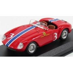 Ferrari 500 Mondial Spider Chassis 0448 3 Rallye Palm Springs road race 1955 Bruce Kessler Art Model ART344