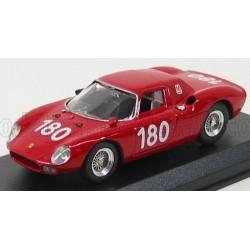 Ferrari 250 LM 180 Rallye Targa Florio 1966 Ravetto - Starrabba Best Model 9256