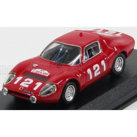 Abarth OT1300 121 Rallye Tour de Corse 1965 Schlesser - Ballot - Lena Best Model 9522
