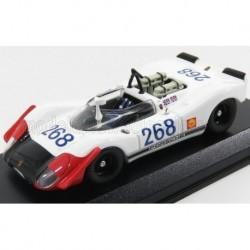 Porsche 908/02 968 Rallye Targa Florio 1969 Redman - Attwood Best Model 9666