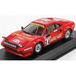 Ferrari 308 GTB Gr4 34 Rallye Tour de France 1983 Gauthier - Gauthier Best Model 9752