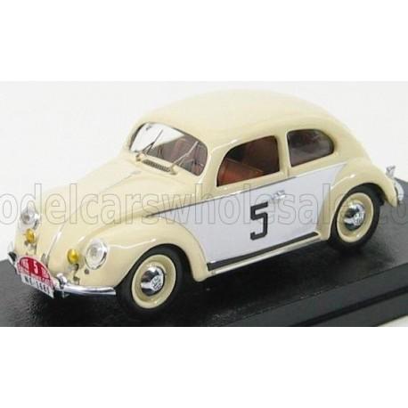 Volkswagen Beetle 5 Rallye Monte Carlo 1956 Pathey - Renaud Rio Models 4267